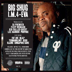 BIG SHUG / I'M 4-EVA [CD]