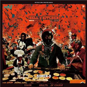 SUPER-D - SOUNDDRUG vol.1/Hell'z Kitchen [MIX CD]
