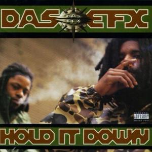 2月下旬出荷予定 - DAS EFX / HOLD IT DOWN [2LP]