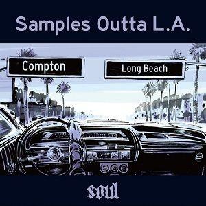V.A.  / SAMPLES OUTTA L.A. SOUL [LP]