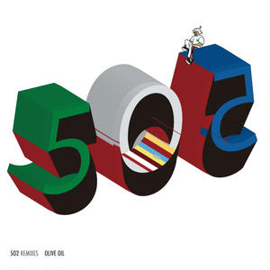 5lack x Olive Oil / 5O2 Remixes [CD]