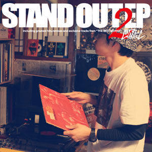 CARREC / STAND OUT2 EP [12inch]