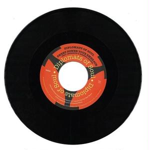 3月下旬入荷予定 -  DIPLOMATS OF SOUL / SWEET POWER YOUR EMBRACE/BRIGHTER TOMORROW [7inch]