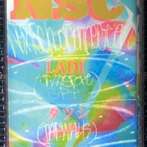 LADI & タツシ / NSC Mix Tape .1 [TAPE+DL]