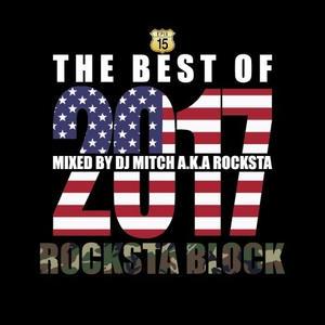 DJ Mitch a.k.a Rocksta / Epix 15 -Rocksta Block 2017 [MIX CD]