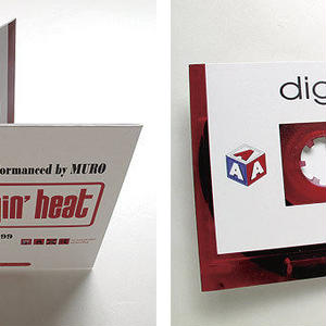 予約 - Muro / Diggin'Heat Winter Flavor'99-Remaster Edition- [2MIX CD]