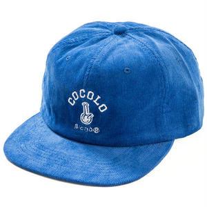 BONG CORD SNAPBACK (BLUE)