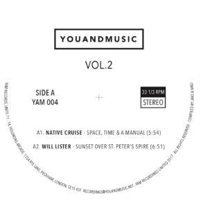 VARIOUS ARTISTS / YOU AND MUSIC VOLUME 2 [12INCH]