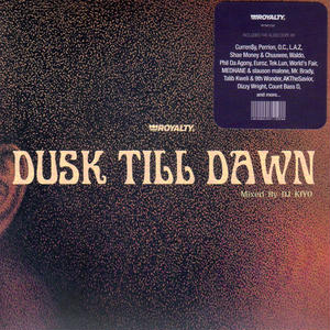DJ KIYO / DUSK TILL DAWN [MIX CD]