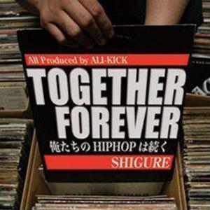 時雨 / TOGETHER FOREVER [CD]