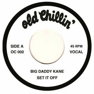 BIG DADDY KANE / SET IT OFF [7inch]