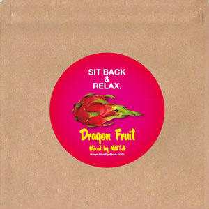 DJ MUTA - DRAGON FRUIT [MIX CD]