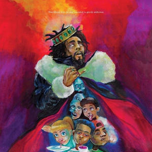 7月下旬 - J. COLE / KOD [LP]