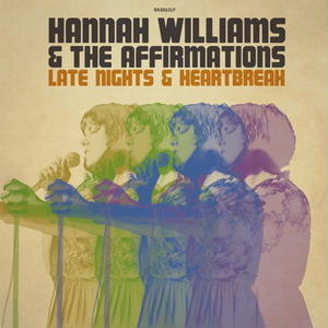 Hannah Williams & The Affirmations / Late Nights & Heartbreak [2LP]