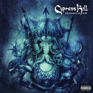 10月上旬入荷予定 - CYPRESS HILL / ELEPHANTS ON ACID [2LP]