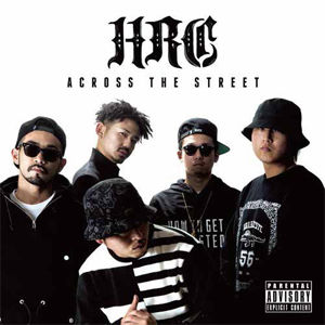 H.R.C/ACROSS THE STREET [CD]