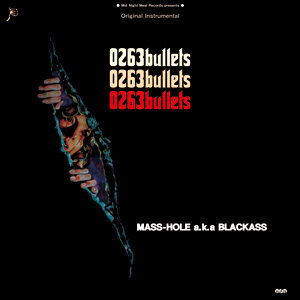 MASS-HOLE / 0263bullets [CD]