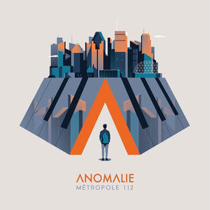 11/23 - ANOMALIE / Metropole I + II (Japan Deluxe Edition) [CD]