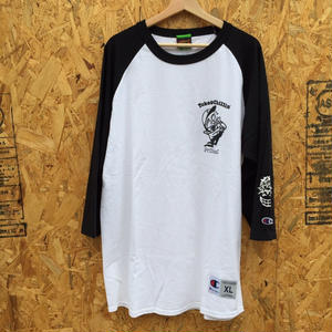-PRILLMAL-GOOD TIME !! : RAGLAN T-SHIRTS