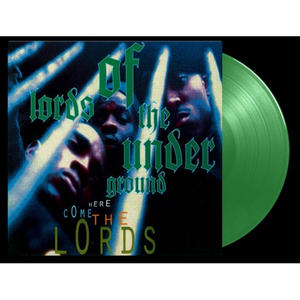 LORDS OF THE UNDERGROUND / HERE COME THE LORDS [2LP]