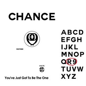 10月上旬 - 符和 / You've Just Got To Be The One [MIX CD]