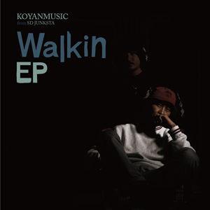 KYN / WALKIN EP [CD]