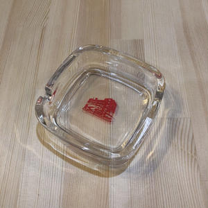 KSC ASH TRAY (CLEAR)