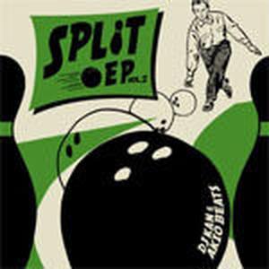 DJ KAN & AKIO BEATS / SPLIT EP VOL.2 [CD]