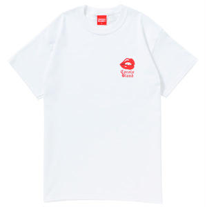 GIRLS GANG S/S tee(WHITE)