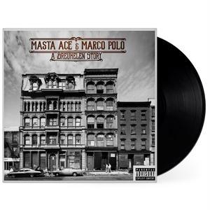 11月下旬入荷予定 - MASTA ACE & MARCO POLO / A BREUKELEN STORY [2LP]