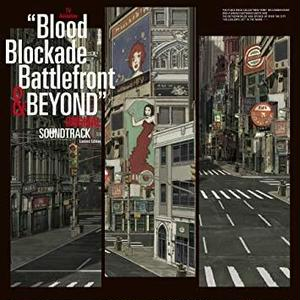 TAISEI IWASAKI / TVアニメ「血界戦線 & BEYOND」オリジナルサウンドトラック [2LP]