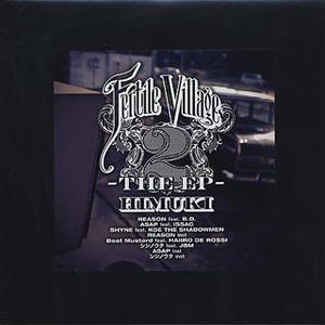 HIMUKI / Fertile Village2 EP [12inch]