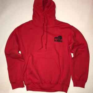 kinokuni hoodie(red)