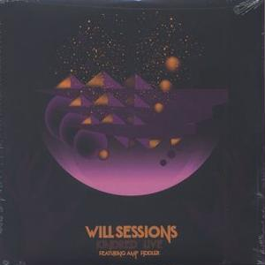 Will Sessions featuring Amp Fiddler / Kindred Live -Gold Vybel-  [LP]