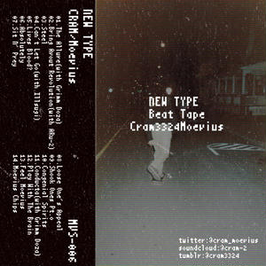 CRAM / NEW TYPE [CD]