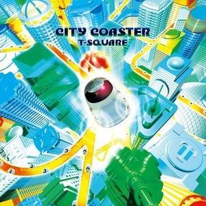 3月末予定 - T-SQUARE / CITY COASTER [LP]