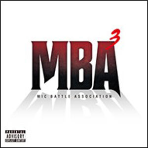 V.A/MBA3 & UMB2013CHAMPION MIX [2CD]