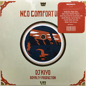 DJ KIYO / NEO COMFORT 7-sunset cruise- [MIX CD]