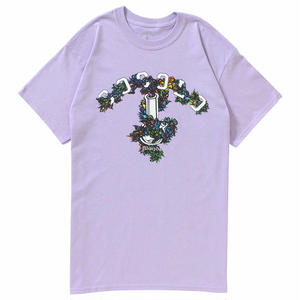 COCOLO BLAND × YOUBOB BONG TEE(LIGHT PURPLE)
