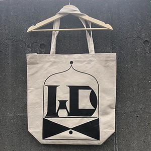 WDsounds CANVAS TOTE BAG