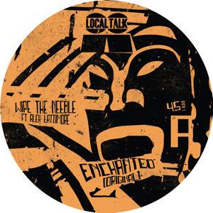 3月下旬入荷予定 - WIPE THE NEEDLE feat. ALEX LATTIMORE / ENCHANTED [12inch]