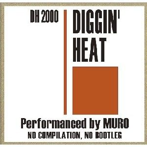 DJ MURO / Diggin' Heat 2000 -Remaster 2CD Edition - [2MIX CD]