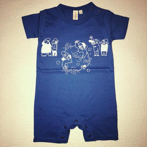 Banguard Baby rompers(royal)