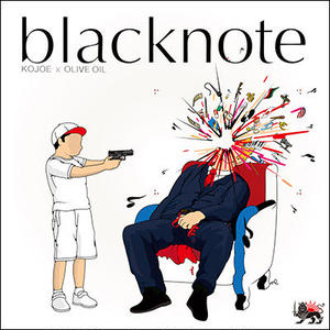 KOJOE x OLIVE OIL / blacknote [CD]
