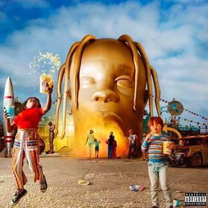 10月上旬入荷予定 - TRAVIS SCOTT / ASTROWORLD [2LP]