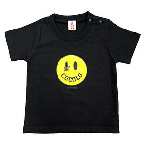 SMILEY BONG TEE (BLACK) KIDSサイズ
