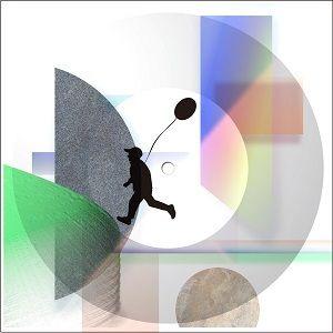 Boogie Mann running through with Tavito Nanao (Boogie Mann / 七尾旅人) / Future Running [7inch]