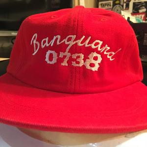 Banguard Basic Ball Cap(red)