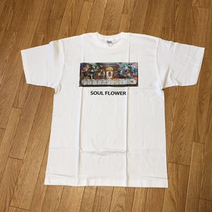 Black Last Supper Tee(White)