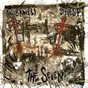 12月上旬出荷予定 - TALIB KWELI x STYLES P / THE SEVEN [LP]